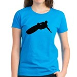 Wakeboarding Women's Dark T-Shirt