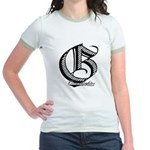 Groundfighter G series #1 Jr. Ringer T-Shirt