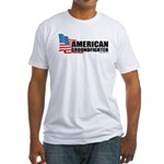 American Groundfighter Fitted T-Shirt