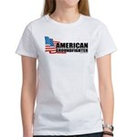 American Groundfighter Women's T-Shirt