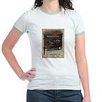 Midnight Fire Alarm Jr. Ringer T-Shirt