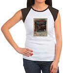 Midnight Fire Alarm Women's Cap Sleeve T-Shirt
