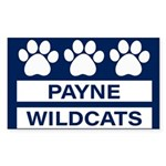Payne Wildcats Sticker
