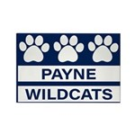 Payne Wildcats Magnets