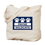 Payne Wildcats Tote Bag