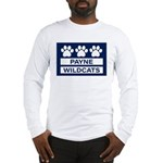 Payne Wildcats Long Sleeve T-Shirt