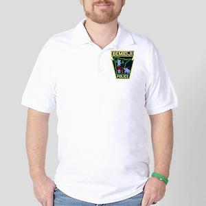 Bemidji Police Golf Shirt