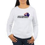 Australian Fighter Women's Long Sleeve T-Shirt