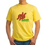 Judo Air Fly First Class Yellow T-Shirt