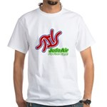 Judo Air Fly First Class White T-Shirt