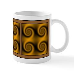 Toffee Swirl 2 Mug