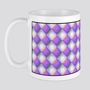 Sci-fi Checker Board 2 Mug