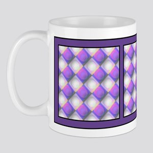 Sci-fi Checker Board 1 Mug