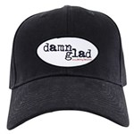 DAMN GLAD - Black Cap
