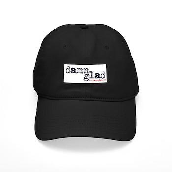 DAMN GLAD - Black Cap