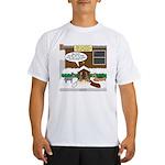 Live Yard Nativity Performance Dry T-Shirt