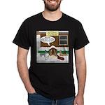 Live Yard Nativity Dark T-Shirt