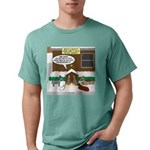 Live Yard Nativity Mens Comfort Colors® Shirt