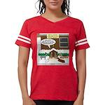 Live Yard Nativity Womens Football Shirt