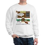 Live Yard Nativity Sweatshirt