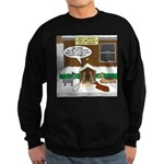 Live Yard Nativity Sweatshirt (dark)