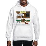 Live Yard Nativity Hooded Sweatshirt