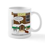 Live Yard Nativity 11 oz Ceramic Mug