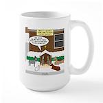 Live Yard Nativity 15 oz Ceramic Large Mug
