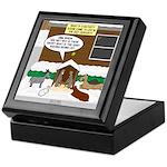 Live Yard Nativity Keepsake Box