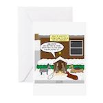 Live Yard Nativity Greeting Cards (Pk of 10)
