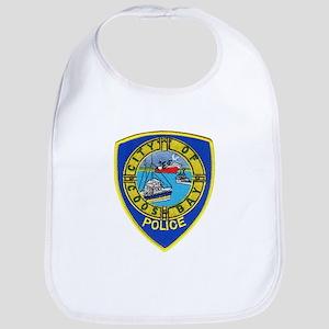 Coos Bay Police Department Bib