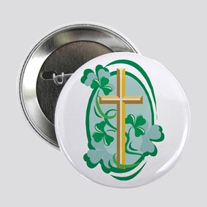 Saint Patrick's Day Button