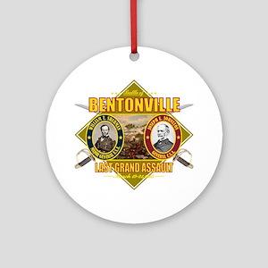 Bentonville Ornament (Round)