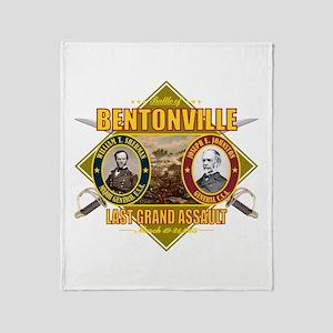 Bentonville Throw Blanket