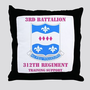 DUI - 3rd Bn - 312th Regt (TS) with Text Throw Pil