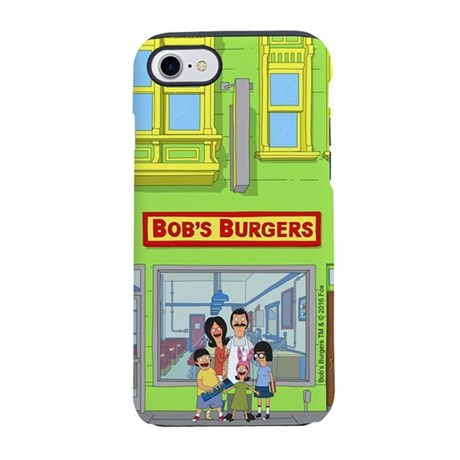 Bob's Burgers Iphone 7 Tough Case
