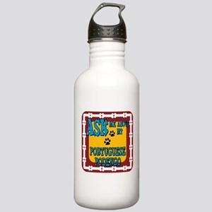 Portuguese Podengo Stainless Water Bottle 1.0L