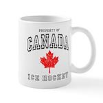 Canada Hockey Mug