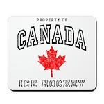 Canada Hockey Mousepad