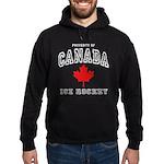 Canada Hockey Hoodie (dark)