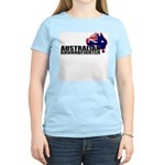 Australian flag Groundfighter Women's Light T-Shir