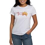Aussie Groundfighter Women's T-Shirt