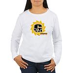 Ground fighter G Women's Long Sleeve T-Shirt