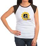 Ground fighter G Women's Cap Sleeve T-Shirt