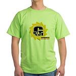 Ground fighter G Green T-Shirt