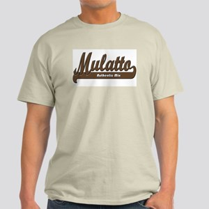"""Mulatto - Authentic Mix"" Light Tee"