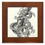 kuuma dragon select Framed Tile
