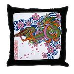 kuuma dragon select Throw Pillow