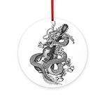 kuuma dragon select Ornament (Round)