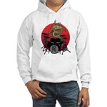 kuuma dragon select Hooded Sweatshirt